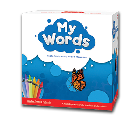 My Words Readers