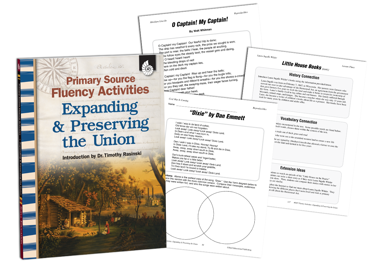 Primary Source Fluency Activities