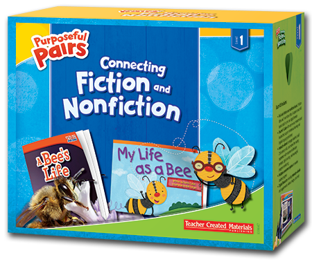 Purposeful Pairs: Connecting  Fiction and Nonfiction