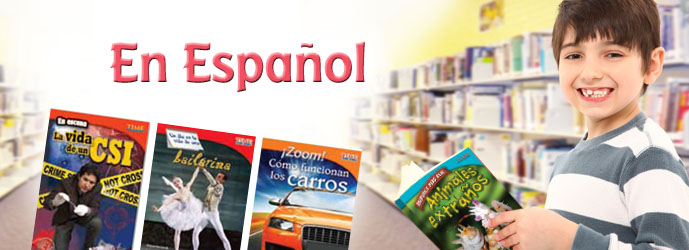 Spanish TIME FOR KIDS® Nonfiction Readers Collections