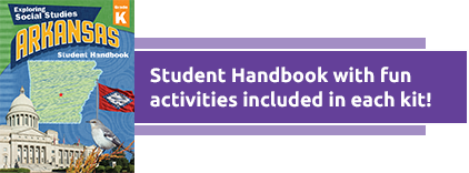 Additional activities included in each grade-level kit