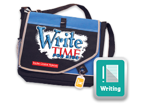 Write TIME FOR KIDS