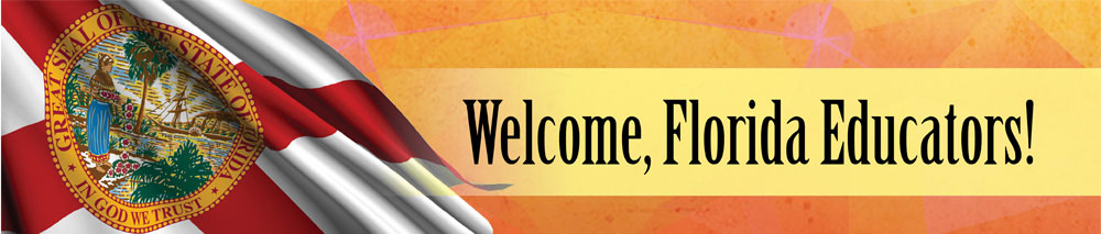 Welcome Florida Educators Banner