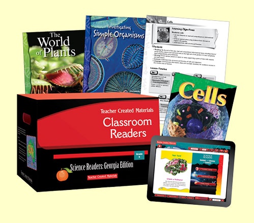 cells science readers content and literacy