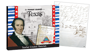 Primary Sources Texas Kit
