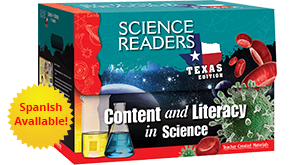 Science Readers: Texas Edition