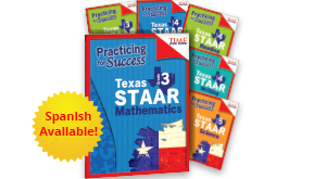 Practicing for Success: STAAR